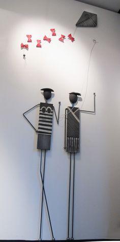 Ceramic wall art κεραμική γλυπτα τοιχου κεραμικα τοιχου | Anastasaki Ceramics