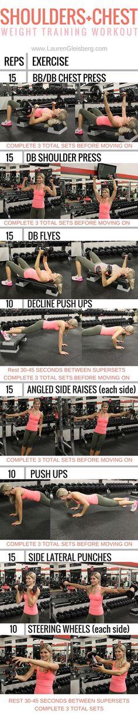 ConfidenceKini Challenge: Shoulders + Chest (W4D2)