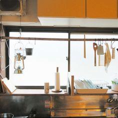 調理道具/木製/ランタン/キッチンのインテリア実例 - 2013-01-07 17:18:58 | RoomClip(ルームクリップ)