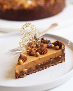 Baking Recipes, Cake Recipes, Dessert Recipes, Bakery Website, Chocolate Work, Beautiful Desserts, Pastry And Bakery, Love Eat, Breakfast Cake