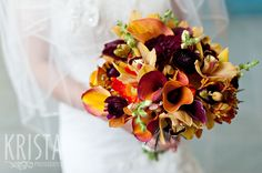 wedding fall centerpieces | Fall wedding flowers and bouquets Autumn wedding bouquet – Ideas for ...