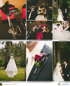 Love Scentsibility Jessica Harrell Vow Renewal Reception Ideas