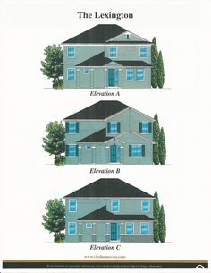 Windermere Terrace City Homes Lexington Model in Windermere FL