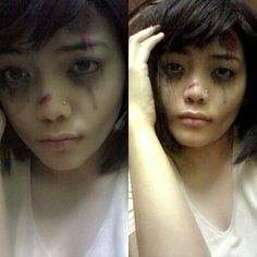 bebzaidah makeup :)
