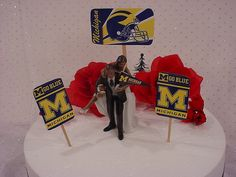 Custom Michigan Wolverines College Football for by splendorlocity