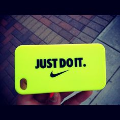 New Nike phone case. Love it!