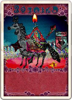 Ophelia's Card
