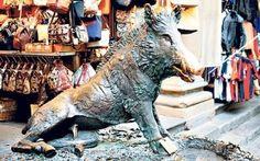 Enjoy wine and cinghiale in Tuscany Taste Restaurant, Wild Boar, Lucca, Siena, Tuscany, Lion Sculpture, Horses, Statue, Animals