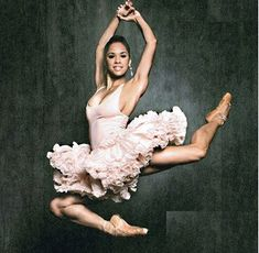 Last week, the Washington Ballet announced that badass ballerina Misty Copeland will make her American debut in Swan Lake with the company in April. Misty Copeland is everywhere lately. onstage with the American Ballet Theatre as only the third b Misty Copeland, Shall We Dance, Just Dance, La Bayadere, Black Ballerina, American Ballet Theatre, Ballet Theater, The Dancer, Ballerinas