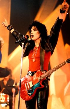 Joan Jett. #music #rockerchick http://www.pinterest.com/TheHitman14/musician-female-faves/