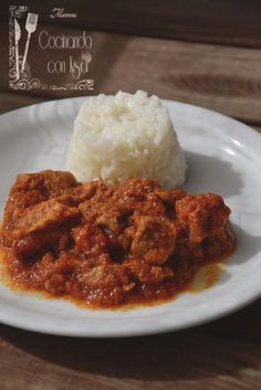 Cocinando con Kisa: Magro con tomate (thermomix)