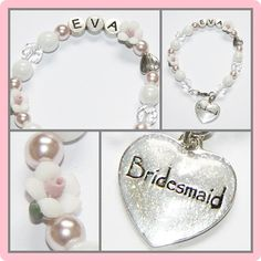 Bracelet Bridesmaid <3