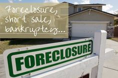 Foreclosure, short sale, bankruptcy... how long do you have to wait to get a new home?