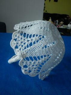 Album Archive Crochet Vase, Easter Crochet, Crochet Bear, Crochet Books, Thread Crochet, Crochet Flowers, Crochet Placemats, Doilies Crafts, Crochet Wedding