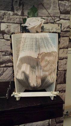Book Folding Pattern  Bulldog  305 folds by CraftyHana on Etsy £3