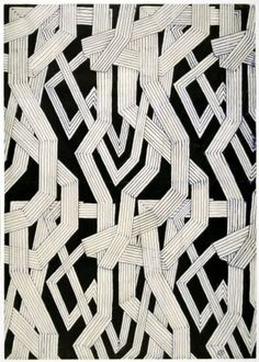 Josef Hoffmann: Sample design Source by ulrichtrappe Textures Patterns, Fabric Patterns, Print Patterns, Art Deco Design, Design Design, Graphic Patterns, Grafik Design, Repeating Patterns, Abstract Pattern