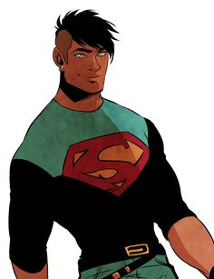/banging hands on table/ i want punk superboy in YJ season 3, yes, please and thank you