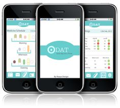 Productivity app for seniors and caregivers