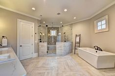 Check out this master suite renovation! Design by Black Dog Design House Residential Interior Design, Commercial Interior Design, Commercial Interiors, Interior Design Services, Dog Design, House Design, Construction Contractors, Cabinet Furniture, Custom Cabinets