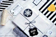 prezenty świąteczne - pakowanie!