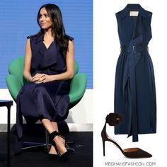 Meghan Markle wows in Jason Wu at The Royal Foundation Forum Visit the blog for more outfit details (link in bio) via ✨ @padgram ✨(http://dl.padgram.com)