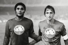 Eusébio   Johan Cruyff