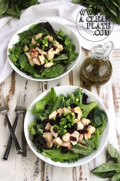 Turkey-Club-Salad-Recipe