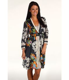 Ruching Waist Dress by Johnny Was