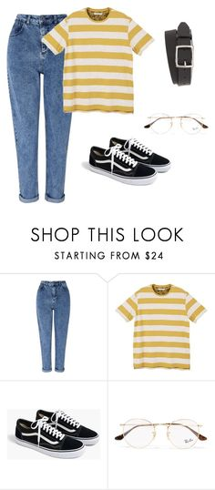 """""""ChillVibesOnly"""" by ciaracgray on Polyvore featuring Miss Selfridge, MANGO MAN, J.Crew, Ray-Ban and rag & bone"""
