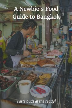 Are you visiting Thailand for the first?  Unsure of what you should and shouldn't be eating?  Then check out our Newbie's Guide to eating in Bangkok.