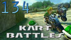 [134] Kart Battles (Mario Kart 8 Online w/ GaLm and the Derp Crew) [1080...