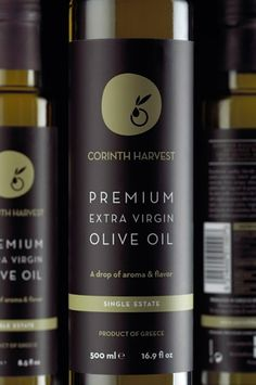 CORINTH HARVEST - A DROP OF AROMA & FLAVOR