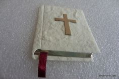 White Bible Die Cuts