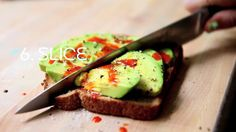 My favorite breakfast, snack, whatever. Reed avocados, wheat toast, olive oil, and hot sauce. Delicious every time.