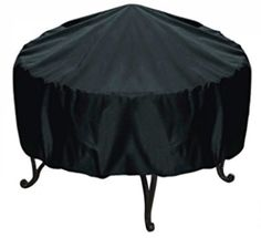 Protect your fire pit with one of the top 5 covers from www.thebackyardgnome.com