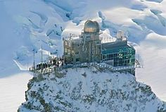 Jungfraujoch- Swtizerland- Highest train station in the world   Travel Europe - The Home of Culture