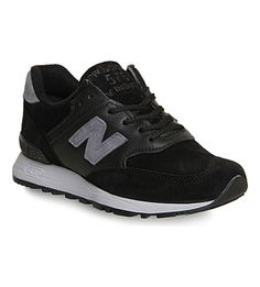 new balance 576 classic leather trainer