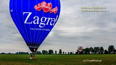 Zagreb finished flight