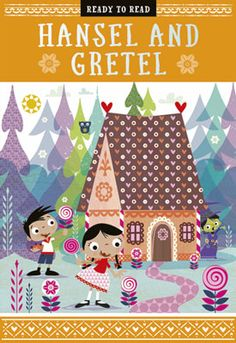 Hansel and Gretel reader