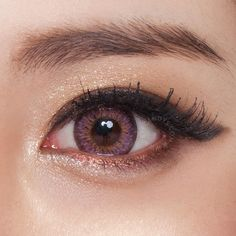 Asian Make Up, Eye Make Up, Best Colored Contacts, Color Contacts, Office Makeup, Halloween Contacts, Circle Lenses, Natural Styles, Asian Beauty