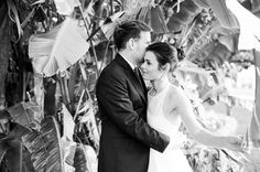 Wedding Portrait, Palm Springs Elopement at La Quinta Resort | Photo by Birds of a Feather
