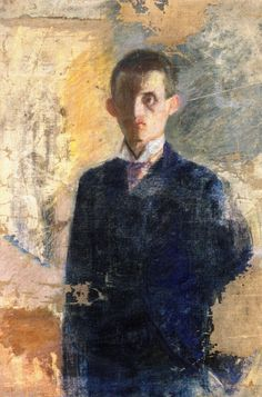 Edvard_Munch_Autorretrato-1888?