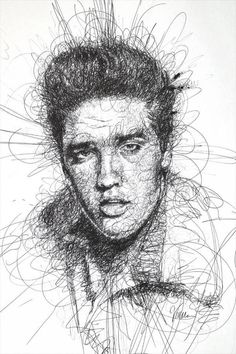 Vince Low - Elvis Presley... I love all his work