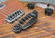 Destroy All Guitars - Dismal Ax Barnstormer #1405