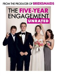 From the producer of Bridesmaids and the director of Forgetting Sarah Marshall comes an irreverent comedy about an engaged couple who keep getting tripped up on their long walk down the aisle.