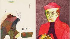 Выставка ранних рисунков и картин художника Павла Пепперштейна