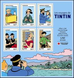 Les voyages de TINTIN 2007