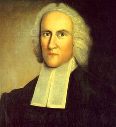 Jonathan Edwards who Resolutions has done more to shape my character and change my life, second only to the Bible.