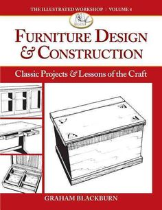 While Furniture Design & Construction is a project book for woodworkers, it goes beyond traditional woodworking manuals to teach design concepts through carefully selected, hands-on pieces. This book