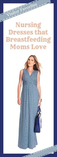 Visitor favorite nursing dresses for stylish mamas!